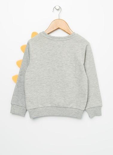 Buse Terim Sweatshirt Gri